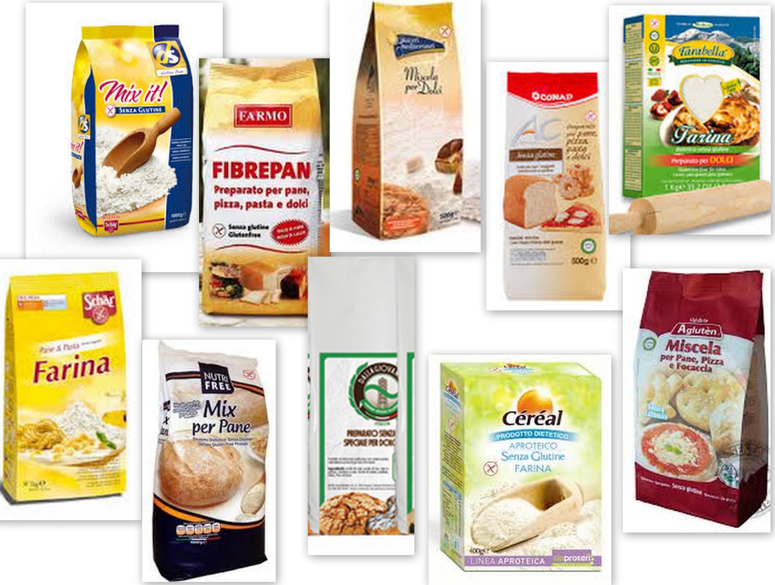 Farine senza glutine: croce e delizia- Gluten Free Travel & Living