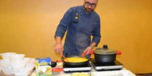 Mani in pasta con lo chef Marcello Ferrarini