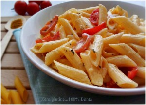 pasta con curry - Gluten Free Travel and Living