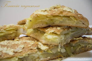 Focaccia ragusana - Gluten Free Travel and Living