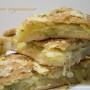 Focaccia ragusana con patate e cipolle