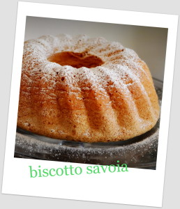 biscotto savoia - Gluten free travel and living