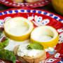 Mozzarella al limone di Jamie Oliver