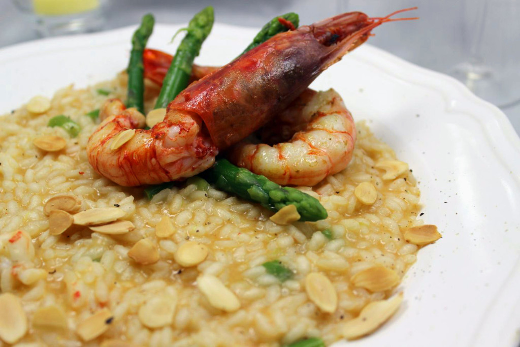 RISOTTO con gamberi - Gluten Free Travel and Living