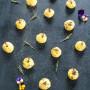 Polpettine di polenta con cavolo nero e fontina