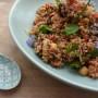 Quinoa dal sapor mediterraneo