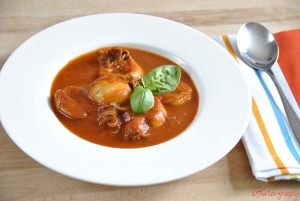 zuppa di seppie - Gluten Free Travel and Living