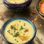 Zuppa di lenticchie rosse indiana