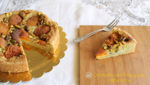crostata con frangipane Gluten Free Travel and Living