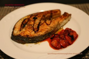 salmone marinato - Gluten Free Travel and Living