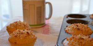 Muffin limone e mandorle