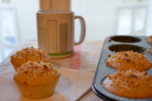 muffin limone e mandorle - Gluten Free Travel and living