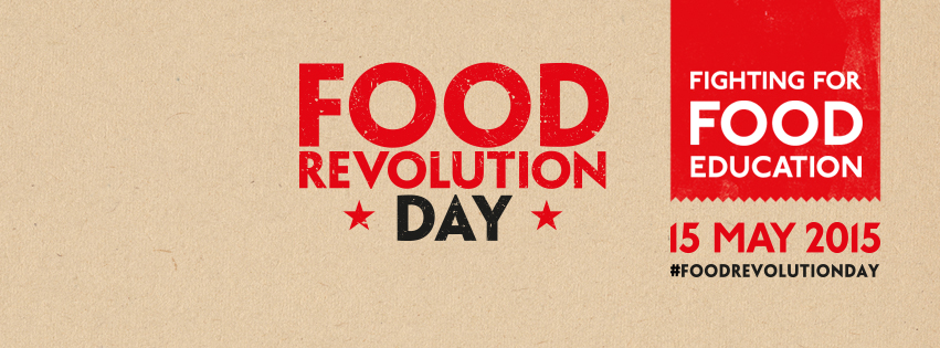 food revolution day  - gluten free travel and living