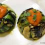 sformatino di pesce avvolto nelle zucchine