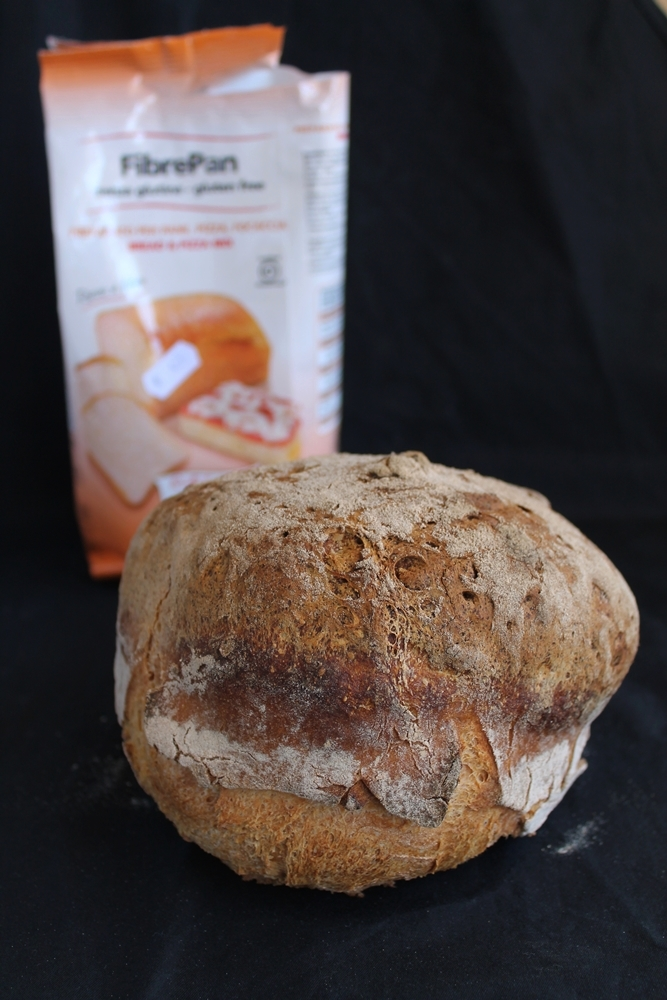 Pane Farmo FibrePan- Gluten Free Travel & Living