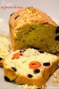 Cake ai pomodorini - Gluten Free TRavel & Living