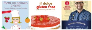 Libri Gluten Free Travel and Living