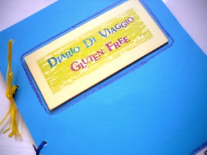 diario di viaggio gluten free