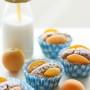 Muffins alle banane e albicocche