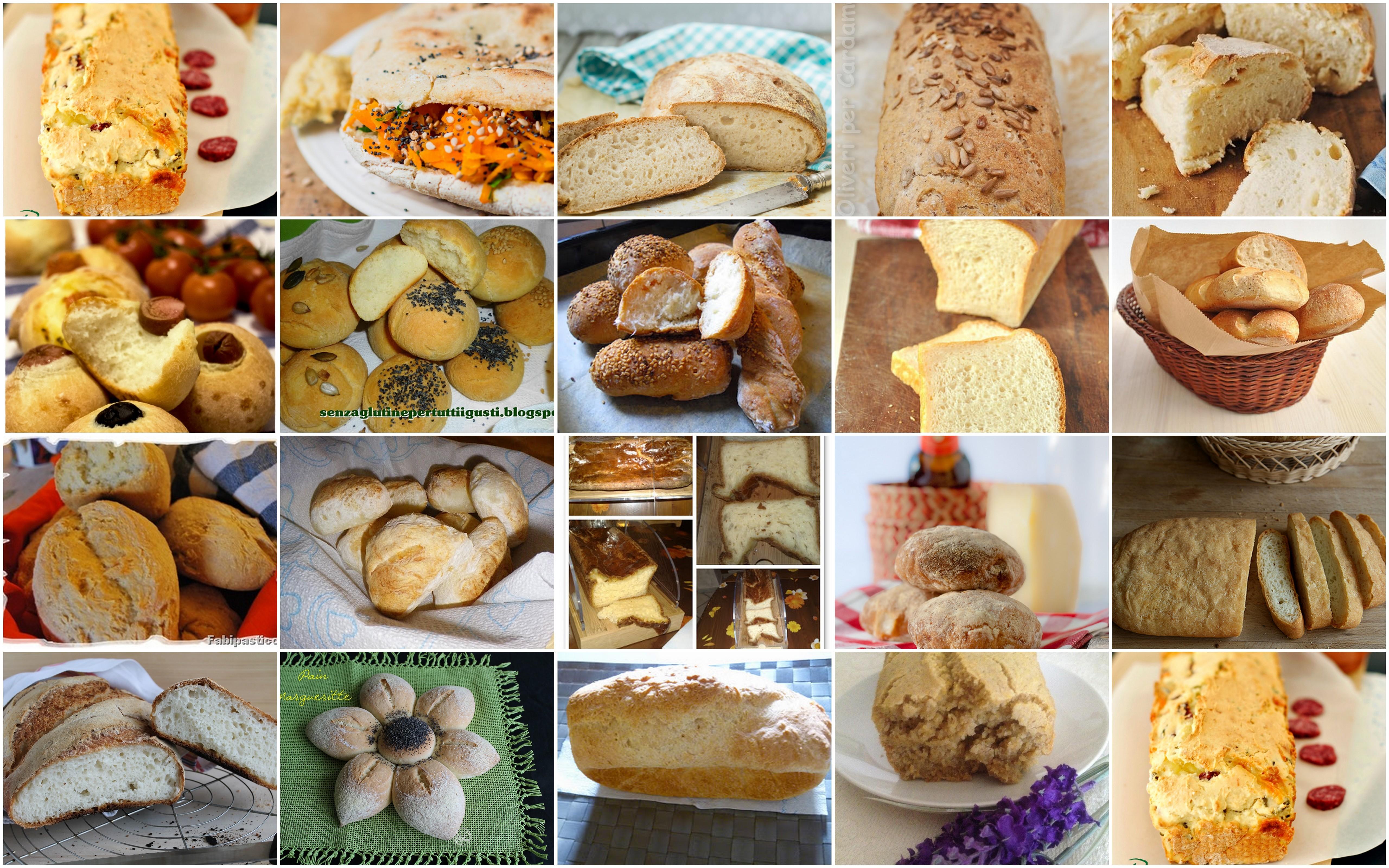 Pane senza glutine - Gluten Free Travel & Living