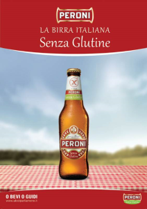 birra peroni senza glutine - Gluten Free Travel and living
