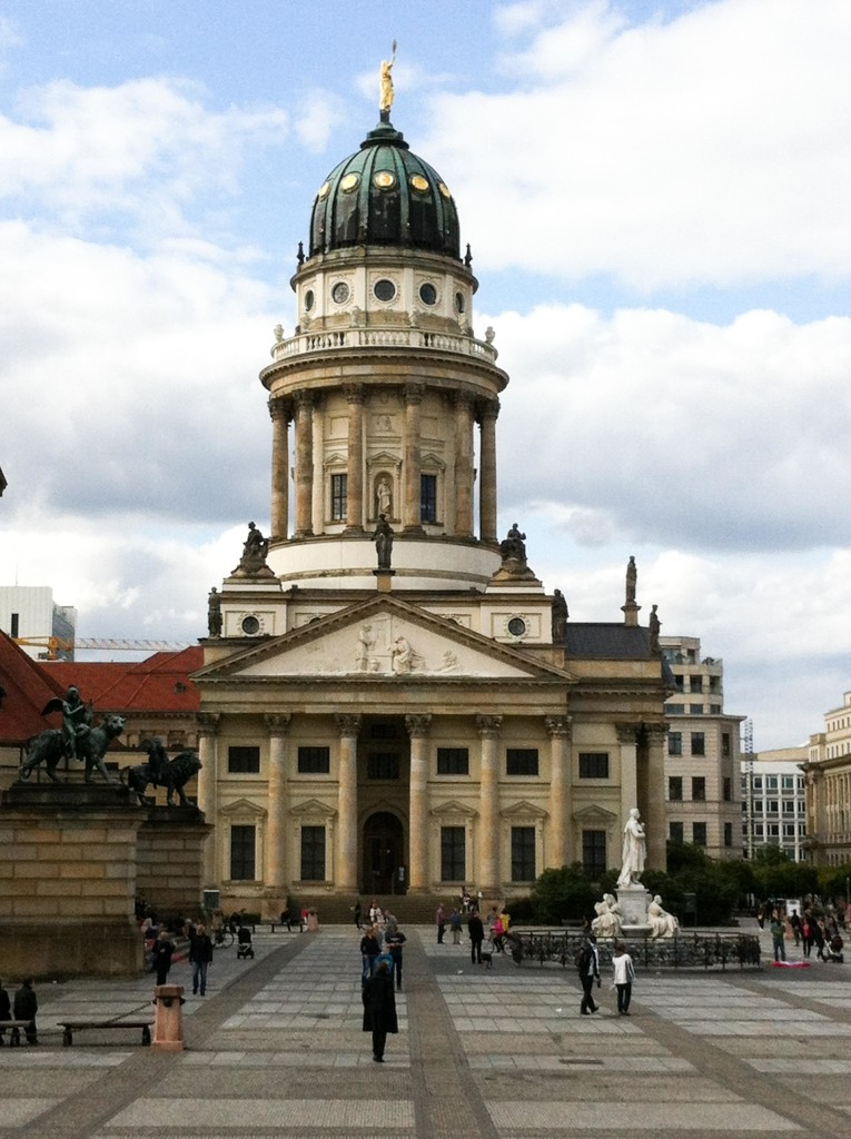 Berlino Gendarmenmarkt Gluten Free Travel and Living
