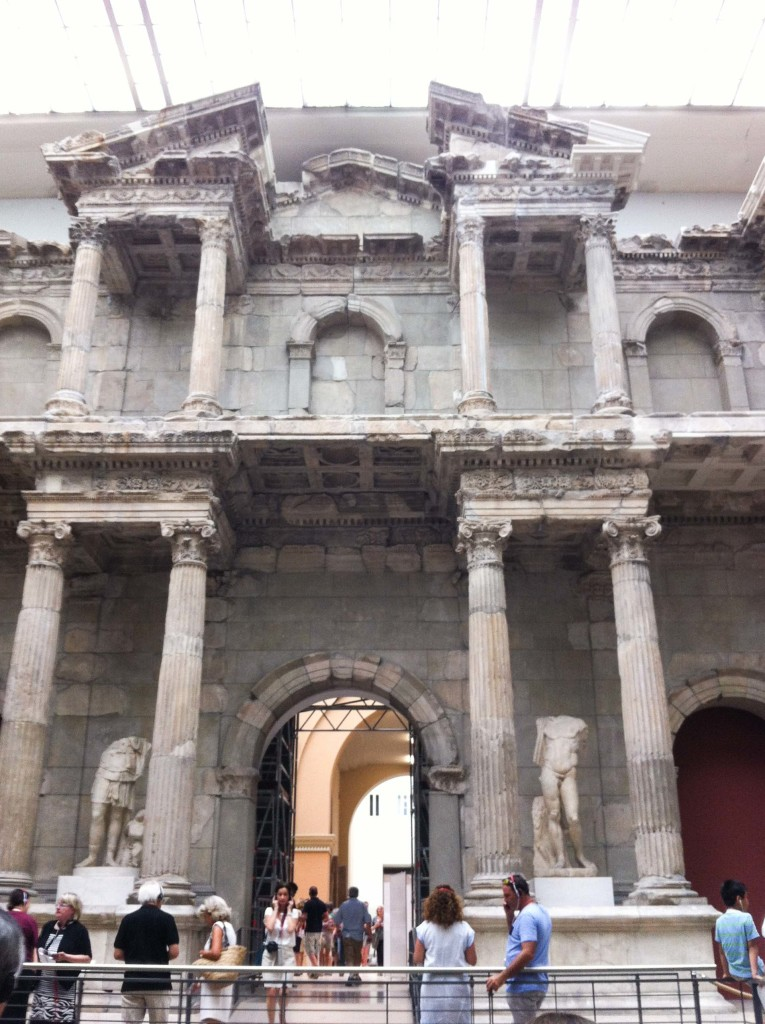 Berlino Pergamon Gluten Free Travel and Living