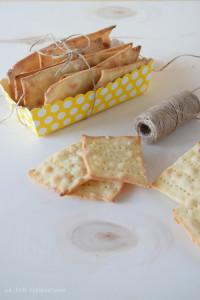 Crackers senza glutine - Gluten free Travel & Living