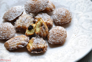 madeleines ai frutti rossi - Gluten free Travel & Living