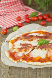 Pizza senza glutine  - Gluten free travel & living