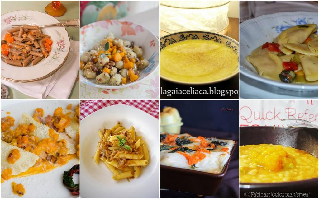 Primi piatti gluten free con la zucca - Gluten Free Travel and Living