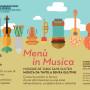 Menù in Musica
