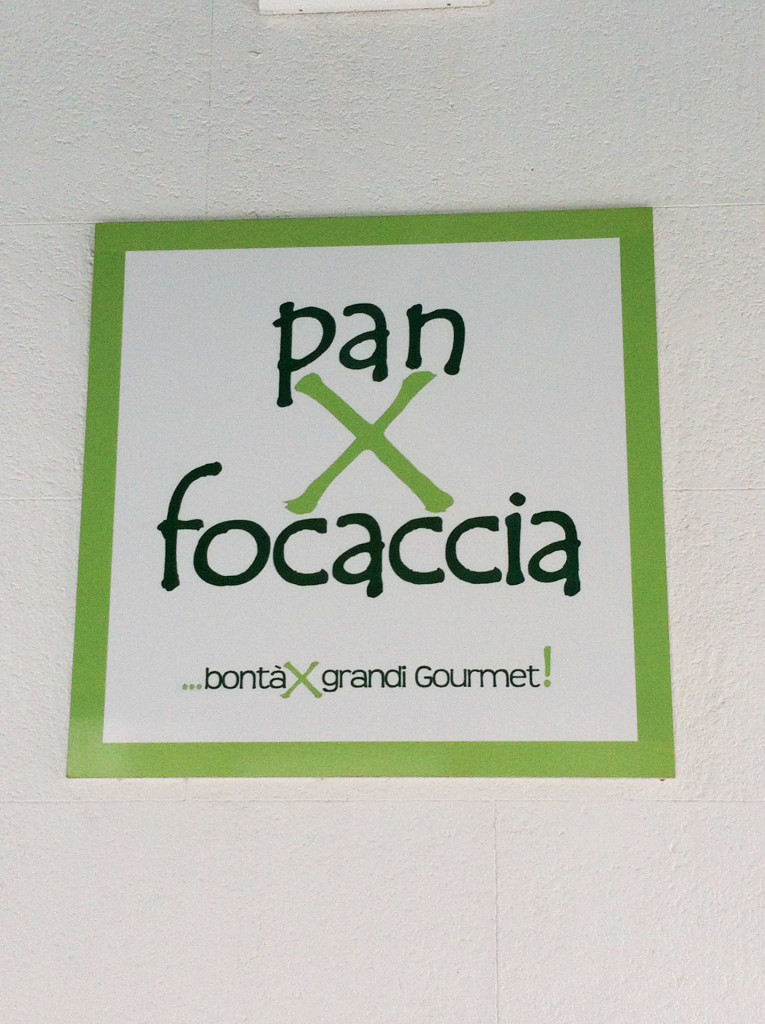 Pan x focaccia - Gluten Free Travel and Living