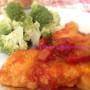 Smeriglio in umido con broccolo romanesco