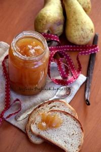 Confettura di pere e vaniglia  - Gluten free Travel & Living