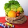 Giochiamo con frutta e verdura: timbri gluten free!