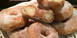 Ciambelle fritte palermitane… con farine naturalmente senza glutine