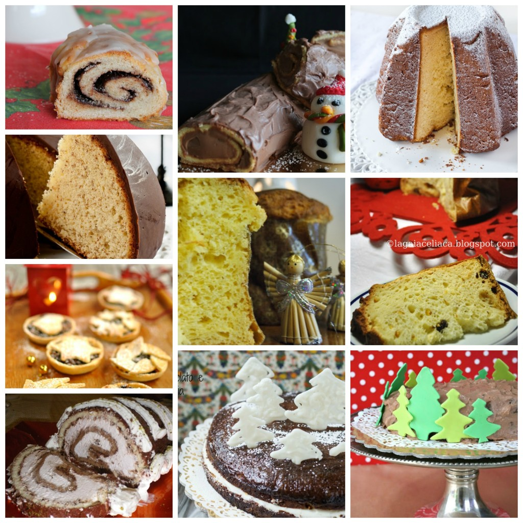 Dolci di natale Gluten Free Travel and Living
