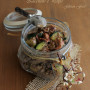 Insalata calda di grano saraceno con polpo e zucchine