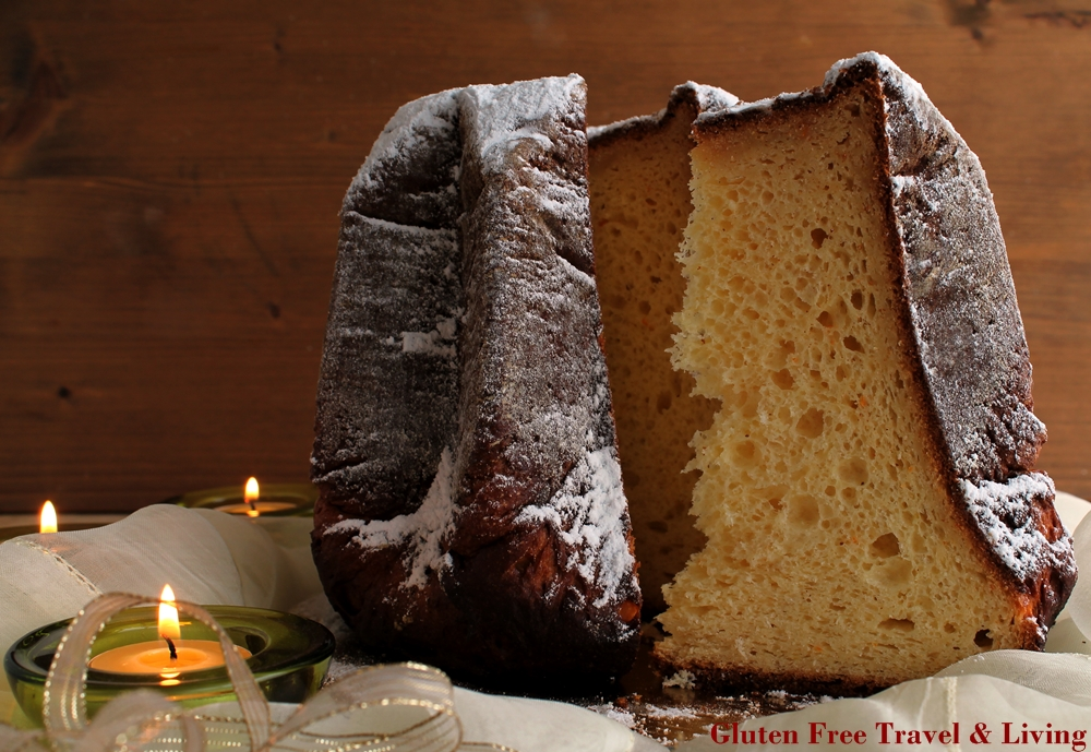 Pandoro senza glutine - Gluten Free Travel and Living