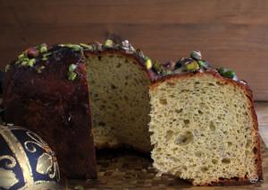 panettone al pistacchio - Gluten Free travel & living