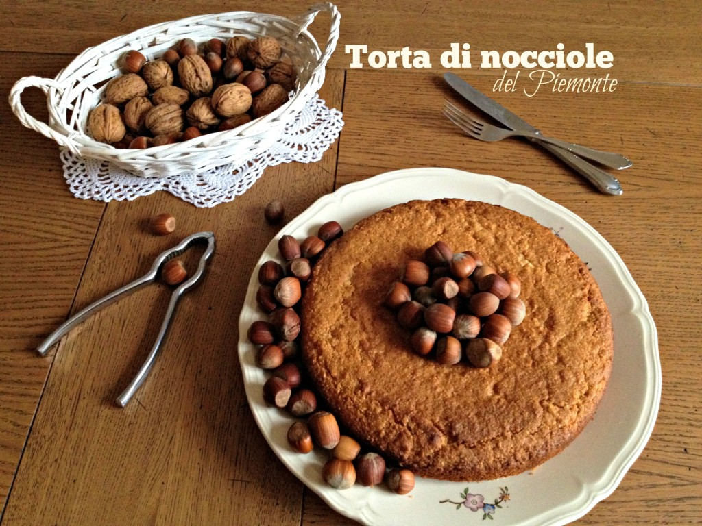 Torta di nocciole del piemonte gluten free travel and living for Ricette piemontesi