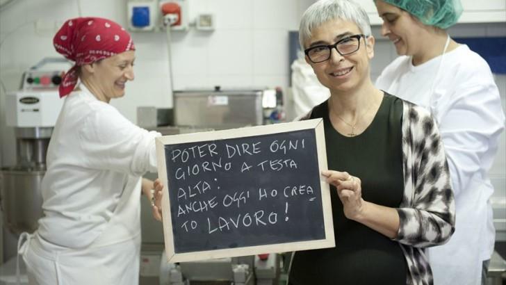 Maria Fermanelli ed il senza glutine
