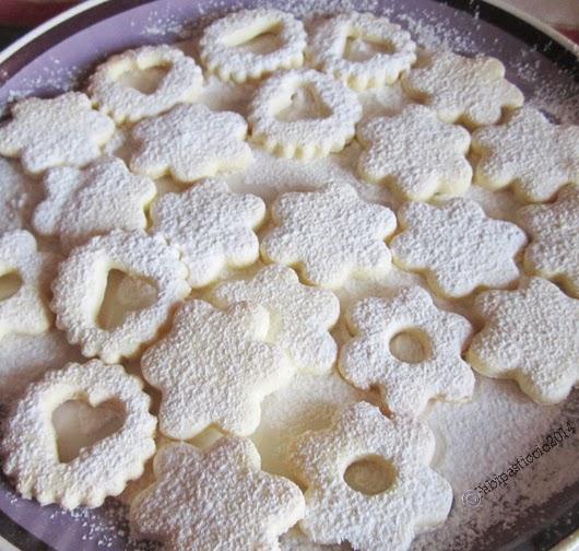 I biscotti senza senza di Fabiana