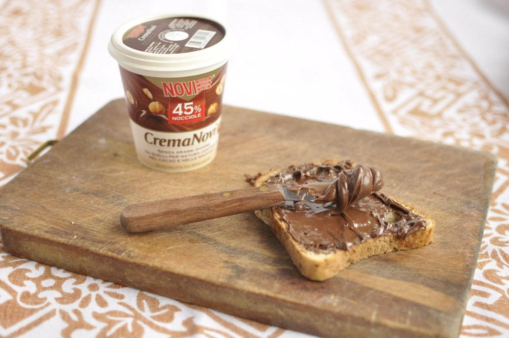 Creme spalmabili alla nocciola - Gluten Free Travel and Living