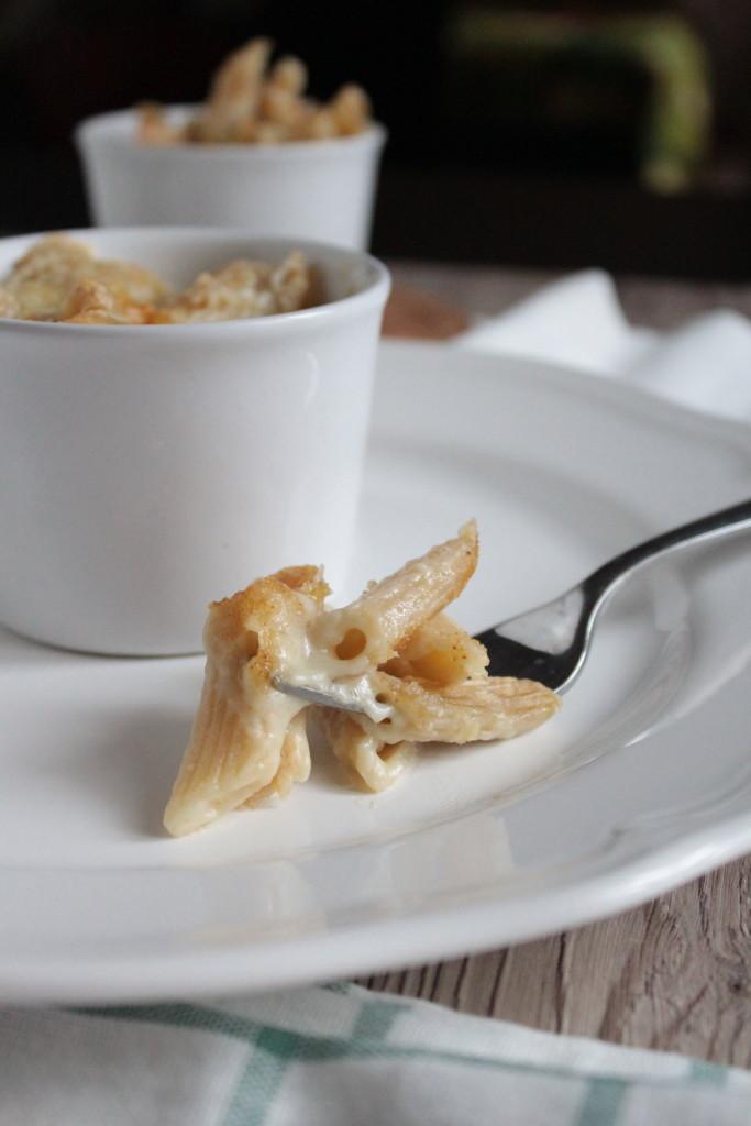 Mac and Cheese senza glutine Pentagrammi di Farina Gluten Free Travel & Living