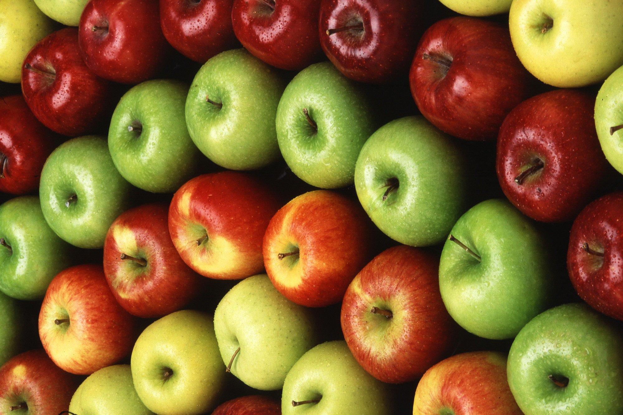 Ad aprile parliamo di mele gluten free travel and living - Immagini stampabili di mele ...