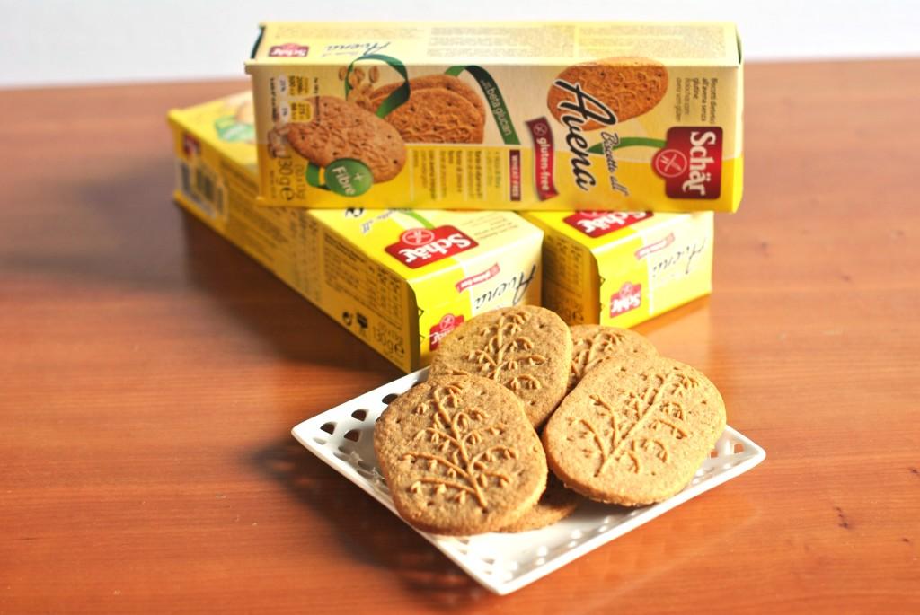 biscotti avena Schär