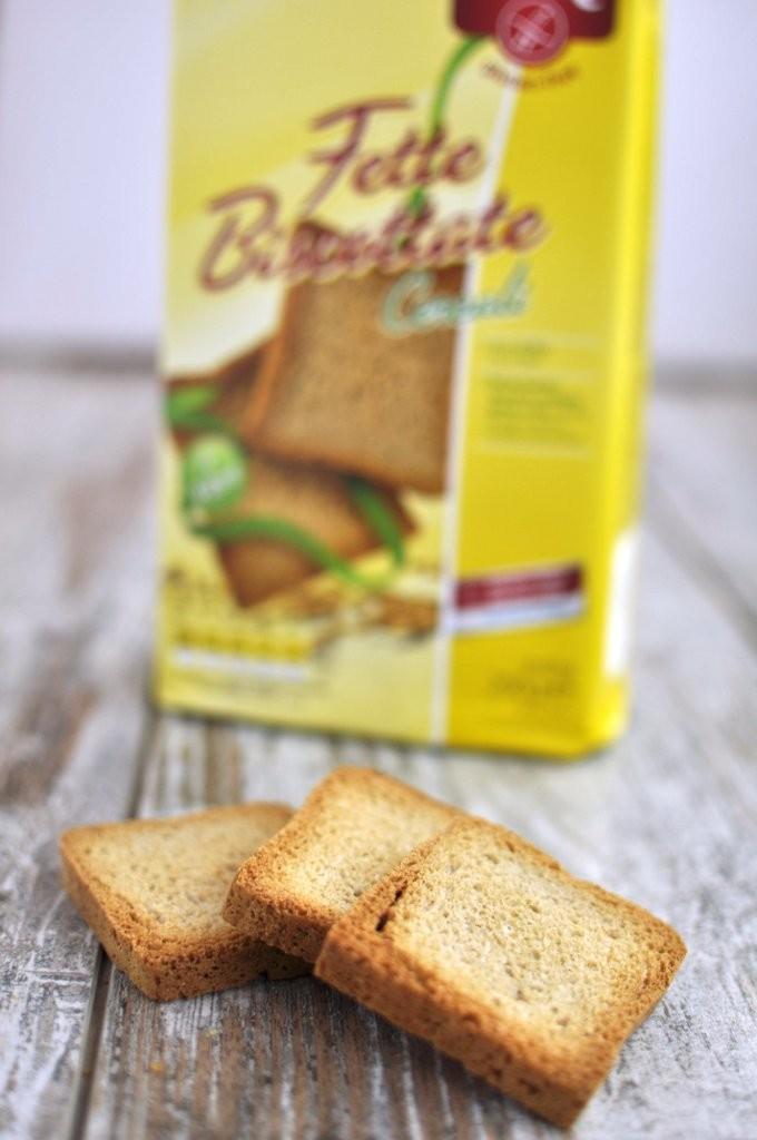 Fette biscottate Cereali Schär - Gluten Free Travel and Living