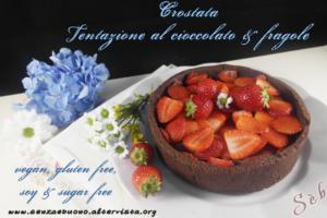 Crostatine al cioccolato - Gluten Free travel and Living